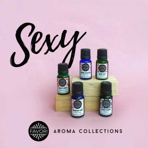 Sexy Aroma Oils
