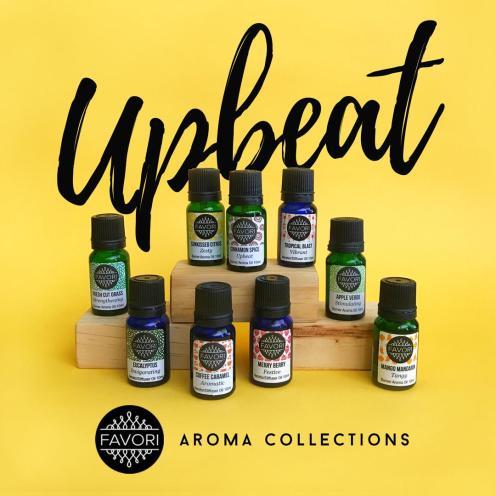 Upbeat Aroma Oils